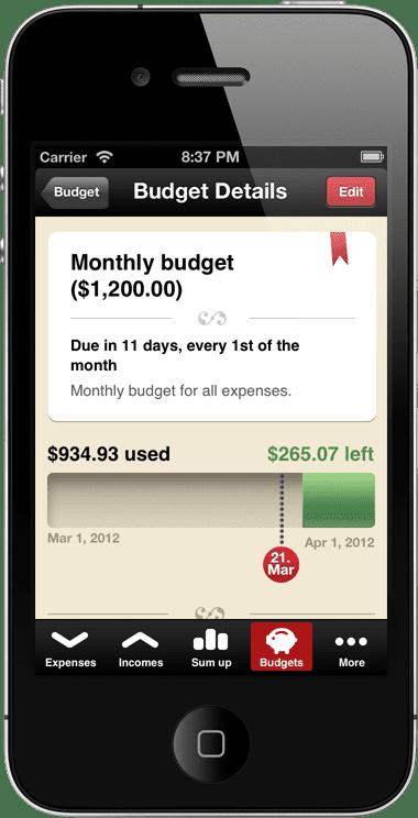 Toshl : Aplikasi Keuangan Berbasis Android
