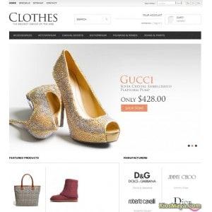 gambar toko sepatu online