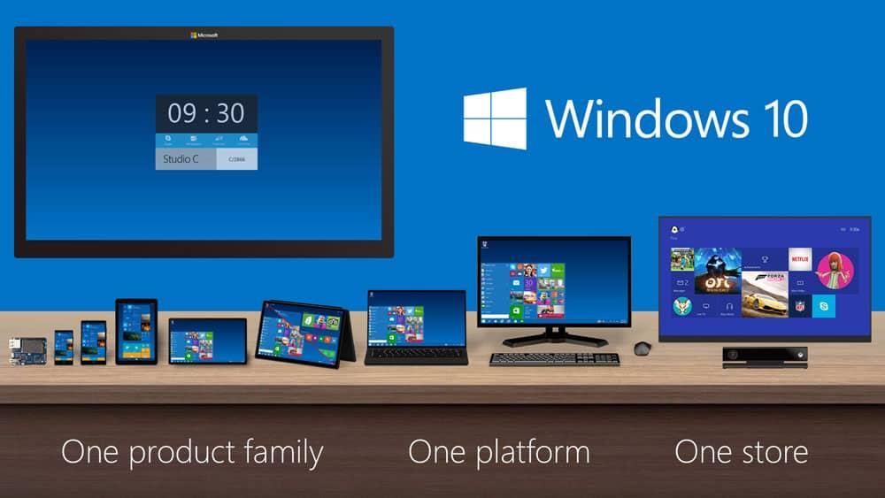 7 Versi Windows 10 dan Penjelasannya