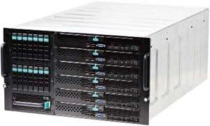 Blade server untuk menghemat ruangan data center