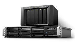 Gambar Network Attached Storage Server