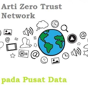 Arti Zero Trust Network pada Konsep Keamanan Pusat data