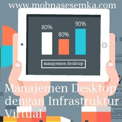 Manajemen Desktop di Perusahaan dengan Infrastruktur Virtual
