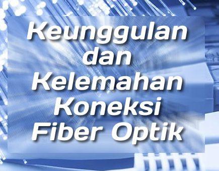 Jangkauan dan Kecepatan Koneksi Fiber Optik