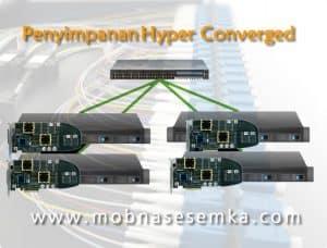 solusi penyimpanan hyper converged