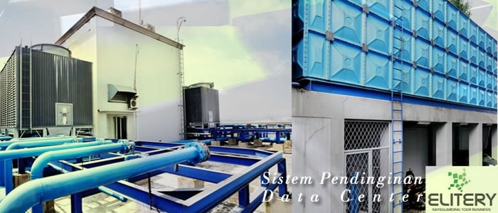 modernisasi sistem pendingin data center