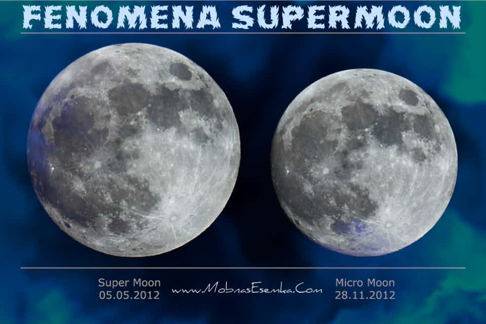fenomena alam supermoon 2017 indonesia