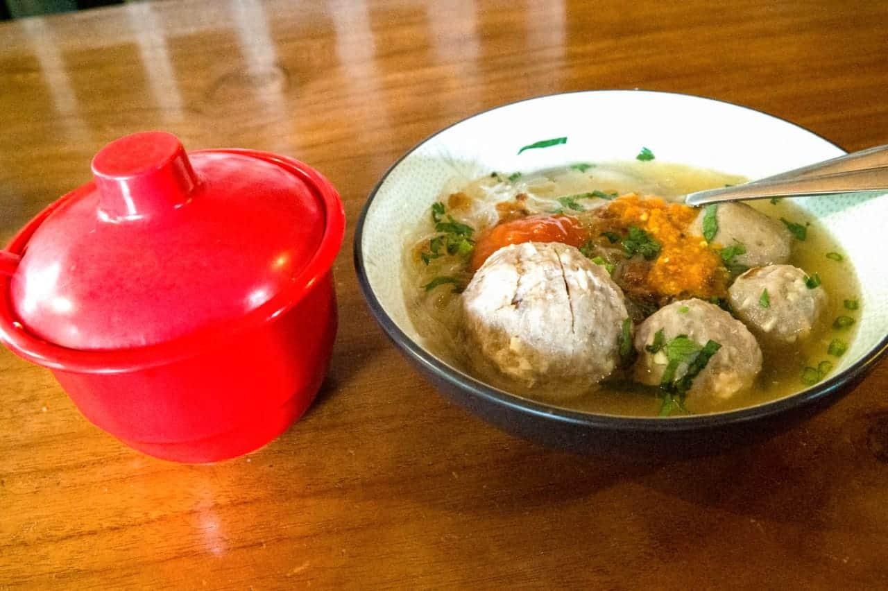 Bakso Prabu, Kuliner Bakso di Cibinong Terbaru