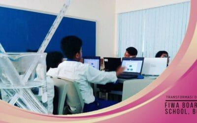 FIWA Boarding School di Bogor Terapkan Transformasi Digital