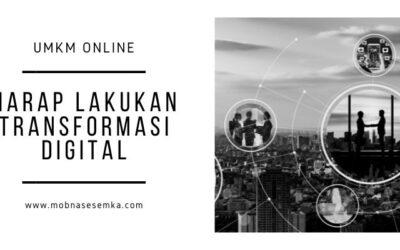Tak Perlu Daftar UMKM Online, Cukup Bikin Toko Online